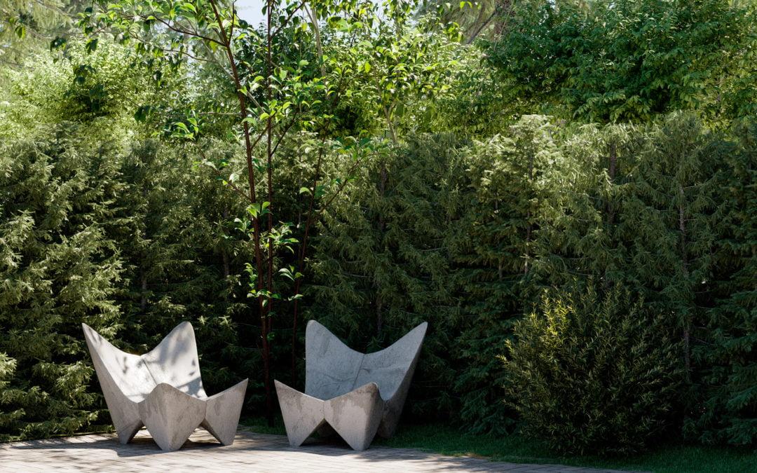 Vegetation with Corona