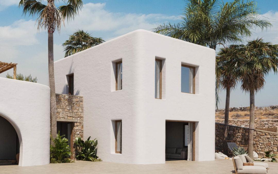 F-Loulos Villa